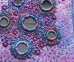 Exquisite Shisha mirror work embroidery, photo by raccoon906, via Flickr