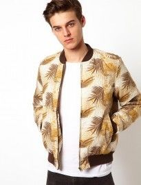 Men's SS13/AW13 Fashion Trend: Printed Bomber Jackets
