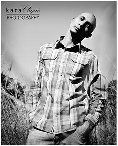 Black & White Photography  -  Man's world