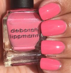 Deborah Lippmann Life's a Beach Duo Deborah Lippmann Nail Polish, Mani Pedi, Mirror Mirror, Swatch, Nails, Finger Nails, Ongles, Nail, Nail Manicure