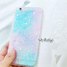 Mermaid Phone case Glitter case for iPhone