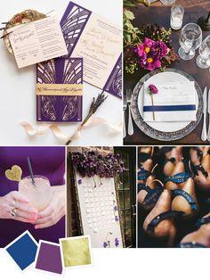 15 Wedding Color Combos You've Never Seen | TheKnot.com