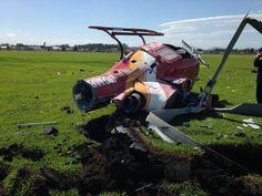 Na manhã de hoje o helicóptero Arcanjo 3 que estava operando em Blumenau sofreu um acidente quando seguia para manutenção em Curitiba. Dois militares estavam na aeronaves e nada sofreram. Em breve mais informações.  — Fonte:Rádio Clube de Blumenau