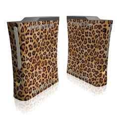 Xbox 360 Skin - Leopard Print by DecalGirl Collective | DecalGirl