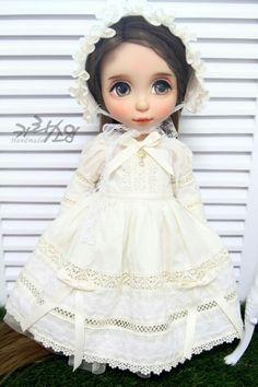 #카라소잉 #베이비돌옷 #dolloutfits #dolldress #디즈니베이비돌 #designedbycara#animatordoll