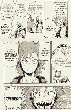 Boku no Hero Academia Manga #55