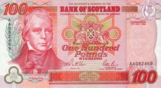 The Bank Of Scotland Was First In Uk To Print Its Own Money