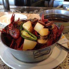 Crawfish Boil @ Shellsy Oyster Bar