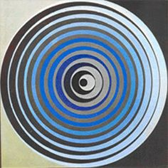 Victor Vasarely, Modern Artists, French Artists, Op Art, Illusion Pictures, Art Optical, Illusion Art, Cool Posters, Illustrations And Posters