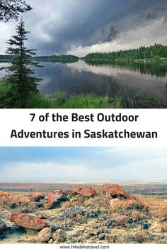7 Adventures for the Outdoors Lover in Hikes, backpacking trips and paddling adventures included Voyage Canada, Camping Places, Camping Stuff, Visit Canada, Canoe Trip, Canada Travel, Travel Around, Travel Destinations, National Parks