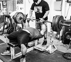 4 Steps To A Bigger Bench With Dan Boss Green