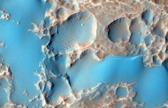Pictures of Mars Taken by Robots