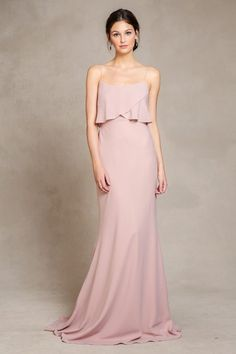 Bridesmaid Dresses for 2015 by Jenny Yoo. Gorgeous new styles for bridesmaid dresses from Jenny Yoo featuring new metallic dresses, silk, and convertible bridesmaid dress styles. Mismatched Bridesmaid Dresses, Bridesmaid Dress Styles, Evening Dresses, Prom Dresses, Formal Dresses, Wedding Dresses, Pastel Dress Formal, Wedding Bridesmaids, 2015 Dresses