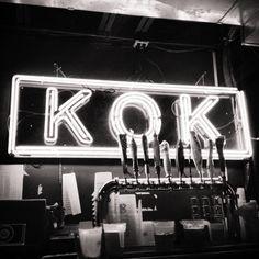 Kilroy's on Kirkwood! One of my favorite hangouts in Bloomington, IN