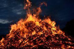 Mountain Fires, Austria from Next Week It's Summer! Wild Ways the Solstice Is Celebrated Around the World (Slideshow)