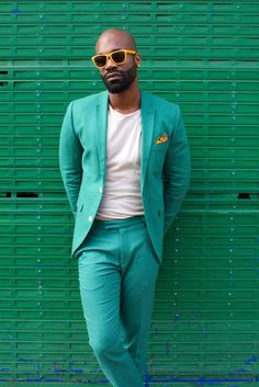 Vibrant Photos Of 'Masculine' Men Around The World Defy Black Stereotypes | The Huffington Post