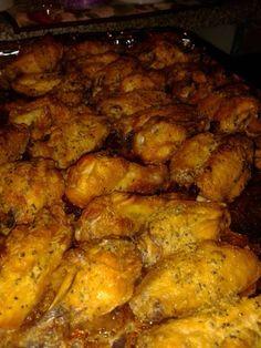 "Lemon Pepper chicken wings! 4.78 stars, 54 reviews. ""best one ever :brobrobrobro"" @allthecooks #recipe #chicken #wings #easy #pepper #hot"