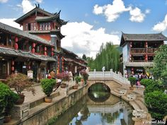 Daily Photo on the Blog - Lijiang, China: http://www.ytravelblog.com/travel-photo-lijiang-china/