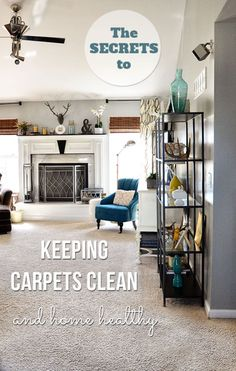 Dog hair, dust, dirt, germs, and even moisture can become unwanted residents of your carpet, so stay proactive by keeping them clean. Carpeted halls and living rooms have lots of daily traffic, so you should always give them priority when vacuuming. Impose a no-shoes rule indoors to keep outside dirt from finding its way into your rugs. Find out what experts do to keep the allergens and germs away with eBay's guide to carpet maintenance.