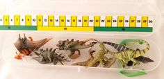 A1101 - one of two new prehistoric animal box sets from CollectA.