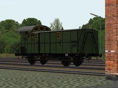 #DRG #Personenzug-Gepäckwagen, #Pwi #pr84 - Set 1. Bis #EEP6