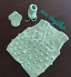 Easy Crochet Patterns, Baby Knitting Patterns, Baby Sweaters, Girls Sweaters, Crochet Bikini, Crochet Top, Hand Embroidery Videos, Yarn Shop, Knit Vest