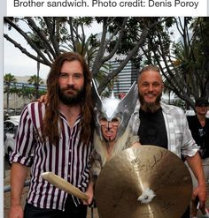 Rollo & Ragnar and a very lucky shield maiden