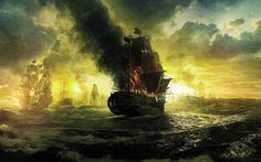 Pirates Of The Caribbean HD Wallpapers Backgrounds