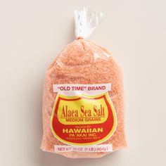 Alaea Red Hawaiian Sea Salt is traditional and authentic seasoning for native Hawaiian dishes, such as Kalua pig, Hawaiian jerky and poke.