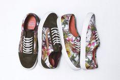 Vans California 2014 Floral Camo 00