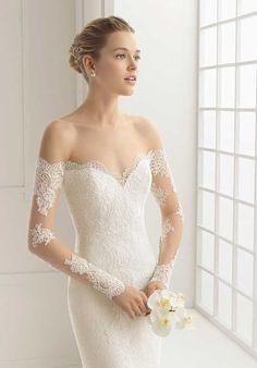 Rosa Clará - Vestido de novia