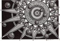 Sun Spots | l.stoner via Flickr - http://www.flickr.com/photos/27428008@N06/sets/72157605469440643/