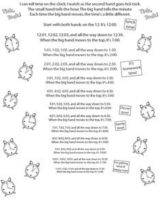 This is a song abou telling time and how a clock works. Its a fun way to teach something that everyone should know. Also, I bet the kids wont even notice youre teaching them.  , Also Today my fedex arrived. The Dolce stuff is tops Top quality yet very cheap! They ship real fast. Use this coupon code:Pinterest when paying and save a bundle.