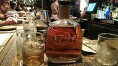 1792...yum! #Kentucky