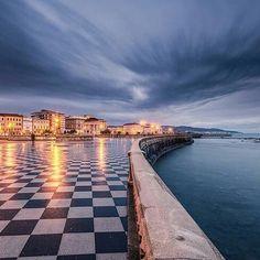 Livorno, Italy www.sognoitaliano.nl