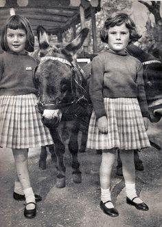Isabella & Ingrid Rossellini