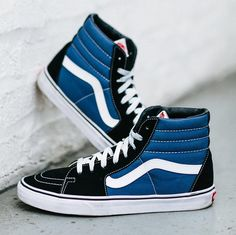 """""""Be weekend-ready with a pair of the iconic @vans Sk8-Hi. #"""""""
