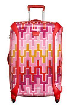 Gypsy Travel-Luggage| Serafini Amelia| Tumi 'Vapor™ - Jonathan Adler' Medium Trip Packing Case available at #Nordstrom