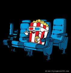 Movie Time by Flying Mouse
