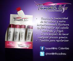 Las ampolletas de trimonthliso vienen en presentación de una caja X 12 ampolletas c/u de 15 ml.