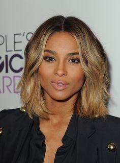 Ciara | El corte bob de 24 famosas que te harán desear tener el cabello más corto