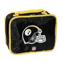 Lunch Break Cooler NFL Black - Pittsburgh Steelers