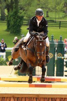 Rolex Equestrian Championships 2013 Andrew Nicholson -
