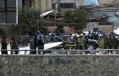 Aumentan a 37 los muertos en doble atentado suicida en Kabul