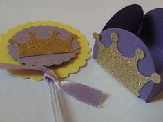 Kit festa Rapunzel - 60 itens