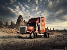 Beautiful Freightliner Truck Backgrounds Wallpapers Hd Car