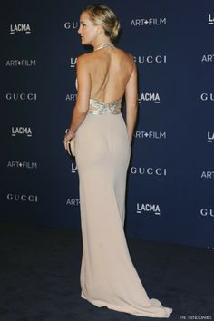 Kate Hudson at the LACMA 2013 Art + Film Gala Honoring Martin Scorsese And David Hockney held at the LACMA in Mid-Wilshire, Los Angeles, California - November 2, 2013 | The Trend Diaries - Latest Celebrity Style, Fashion, and Beauty Trends - Street Style and Red Carpet