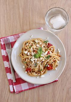 Try This: One Pot Pasta - A Beautiful Mess