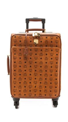 MCM Small Trolley Cabin Case