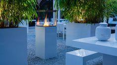 #Kombifire #buitenhaarden SeasonalFire Jan Des Bouvrie heeft samen met KombiFire een collectie SeasonalFire #buitenhaarden ontworpen, waarmee u uw tuin kunt omtoveren tot een sfeervolle ambiance. Meer informatie over #haardentrends http://www.wonenwonen.nl/buiten-haarden/kombifire-butenhaarden/6753